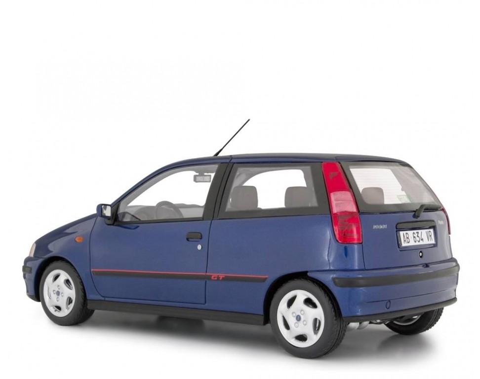 Car Seat Disposal >> Fiat Punto GT 1400 1° serie 1993 Model car 1:18 Laudoracing