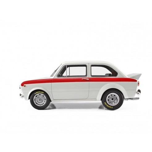 Fiat Abarth 1600 OT Test - 1965
