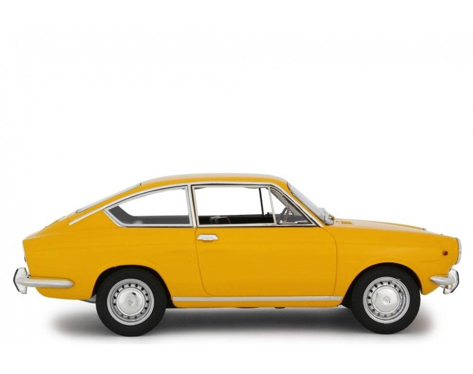Modellauto Auto Modelle 1:18 Fiat 850 Coupe Laudoracing Miniaturansichten
