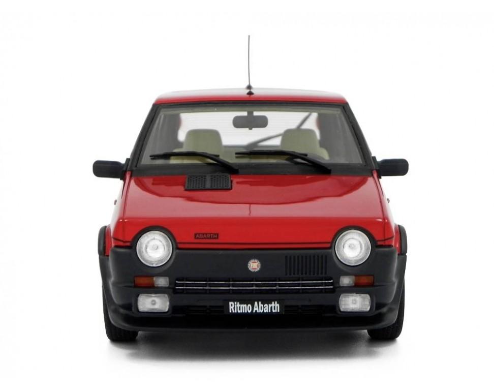 Fiat Ritmo 125 Tc Abarth 1982 Automodell 1 18 Laudoracing