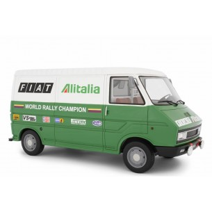 Fiat 242 1° serie Assistenza Lancia - 1977