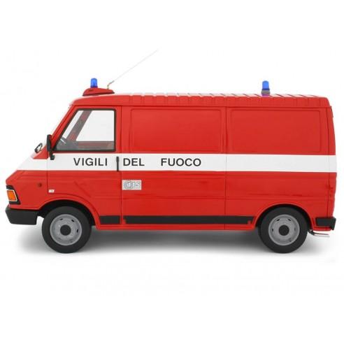 Fiat 242 2° serie Vigili Del Fuoco  - 1984