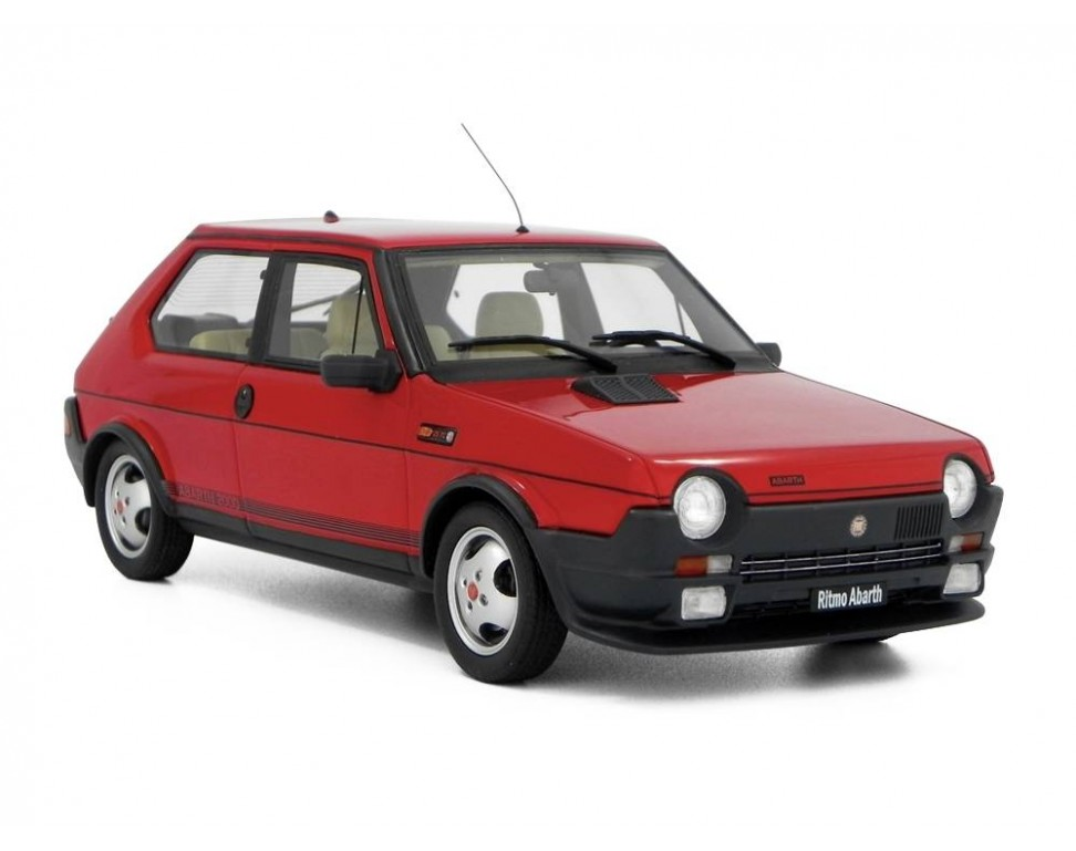 fiat ritmo 125 tc abarth 1982 model car 1 18 laudoracing. Black Bedroom Furniture Sets. Home Design Ideas