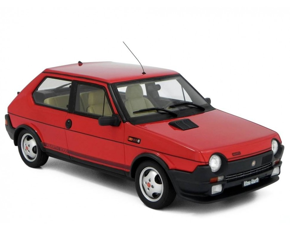 fiat ritmo 125 tc abarth 1982 automodell 1 18 laudoracing. Black Bedroom Furniture Sets. Home Design Ideas