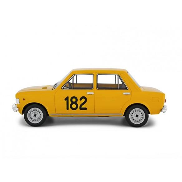Fiat 128 1° serie Ascoli-Colle S.Marco 23/08/1969 Cristiano Del Balzo