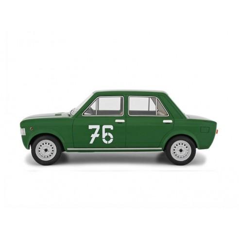 Fiat 128 1° serie Corsa della Mendola 06/07/1968 Eraldo Olivari