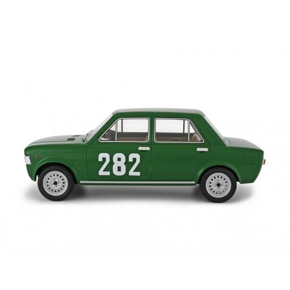 Fiat 128 1° serie Trento-Bondone 13/07/1969 Eraldo Olivari