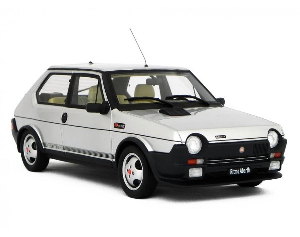 fiat ritmo 125 tc abarth 1982 model car 1 18 laudoracing. Black Bedroom Furniture Sets. Home Design Ideas