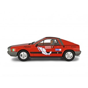 Lancia Beta Montecarlo Carrera Messicana 1° serie 1975