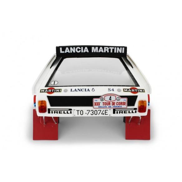 Lancia Delta S4 rear hood 1.18
