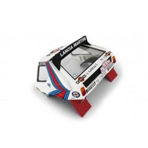 Capot arrière Lancia Delta S4 1:18