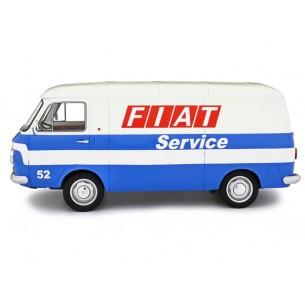 Fiat 238 Van Fiat Service 1967
