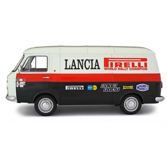 Fiat 238 Van Assistenza Lancia WRC 1970