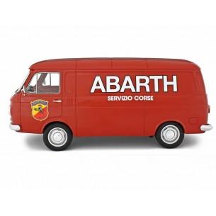 Fiat 238 Van Abarth Servizio Corse 1970