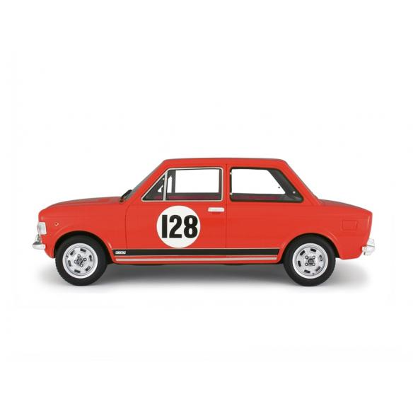 Fiat 128 Rally 1971 Promo