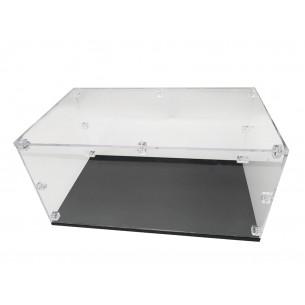 Plexiglas vitrine für das Modell 1: 6