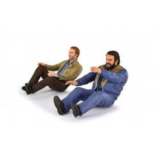 Personaggi Bud Spencer & Terence Hill 1:18