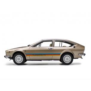 Alfa Romeo Alfetta GTV 2000 Turbodelta 1979