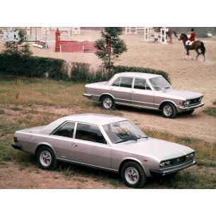 Fiat 130 Berlina - Coupé 1969 - 1971 1:18
