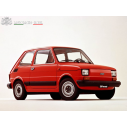 Fiat 126 650 Personal 1:18