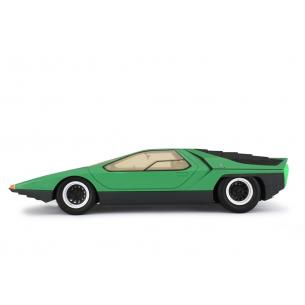 Alfa Romeo 33 Bertone Carabo 1968 Museum Version