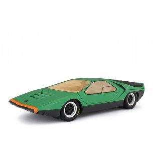 Alfa Romeo 33 Bertone Carabo 1968 Presentation Version