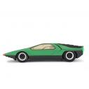 Alfa Romeo 33 Bertone Carabo 1968 Presentation Version