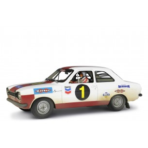 FORD ESCORT RALLY 1968 TERENCE HILL 1:18