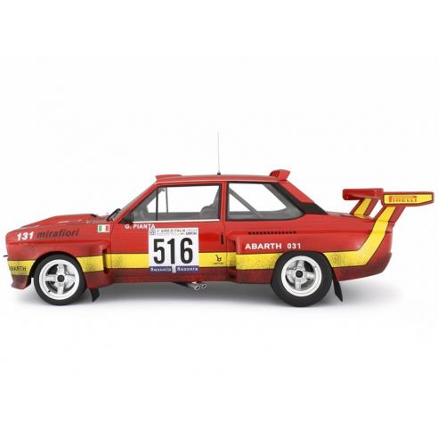Fiat Abarth 031 Bertone Giro d'Italia 1975 Varano