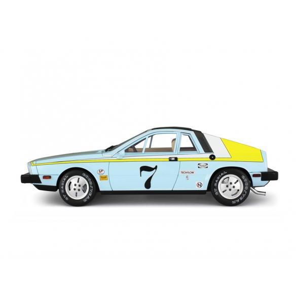 Lancia Scorpion 1977 Monte Carlo