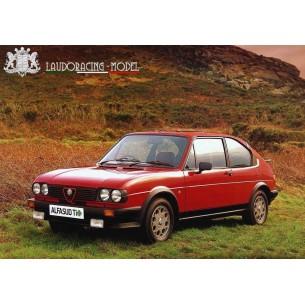 Alfa Romeo Alfasud TI 1.5 Q.V. 1982 1:18